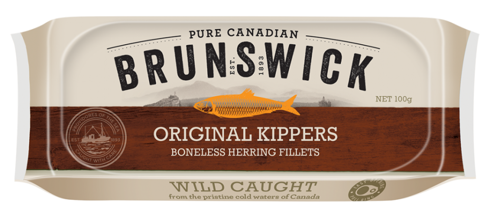 Brunswick Original Kippers