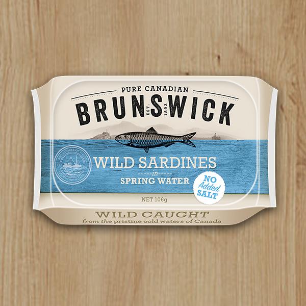 Brunswick Sardines