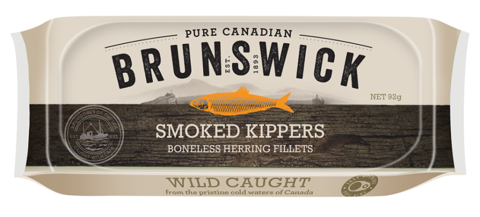 Brunswick Smoked Kippers