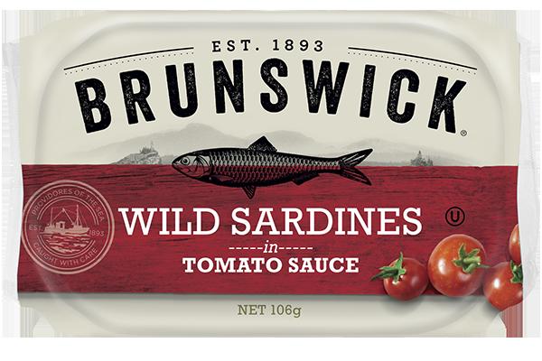 Wild Sardines n Tomato Sauce
